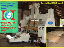 HOT sales industrial wood lathe,wood slicing machine,plywood cutting machine price india for USA