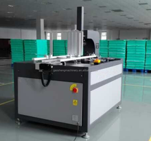 GS-400QT Paper Packaging Material and Electric Driven Type carton box making machine