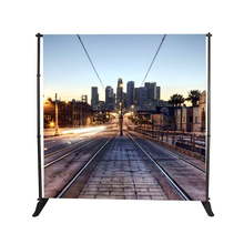 folding wedding backdrop stand for advertising show