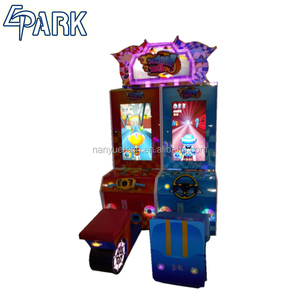 EPARK popular arcade game Coin Operated speed race games car racing game machine