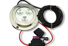 International distributors wanted waterproof stainless steel led IP68 underwater boat light