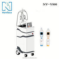 NV-V800 Professional rf equipment noneedle fractional RF skin tightening machine for beauty salon use(CE Approved)