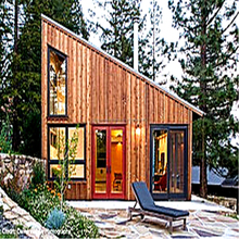 log cabin and tiny house using UK building code with relatively low price