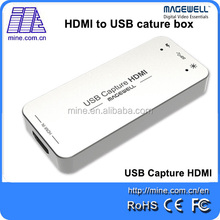 linux HDMI capture card 1080p video capture card external graphics card for laptop