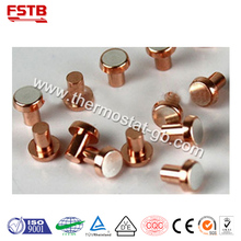 FSTB FPA thermostatic bimetal alloy strips for rivet