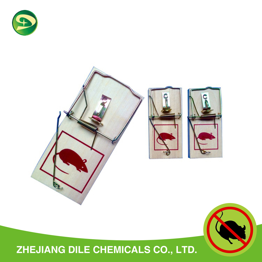 wholesale Mouse wooden rat killer mouse trap