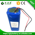 Rechargeable Li-ion Battery Pack 11.1V 10.4Ah