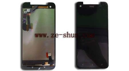 mobile phone display for HTC X920e(Butterfly) LCD complete black