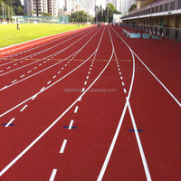 Color Athletic Tracks Rubber Flooring Outdoor FN-E-16031519