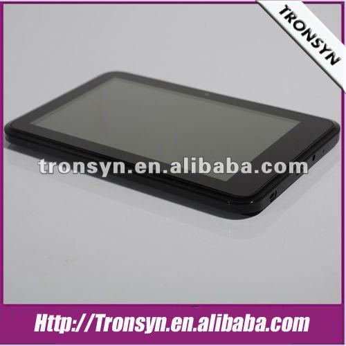 "New 7"" Capacitive Screen MTK6575 1.0GHZ Android 4.1 Tablet Support 3G/GPS/AGPS/WiFi/TV/GSM/Bluetooth"