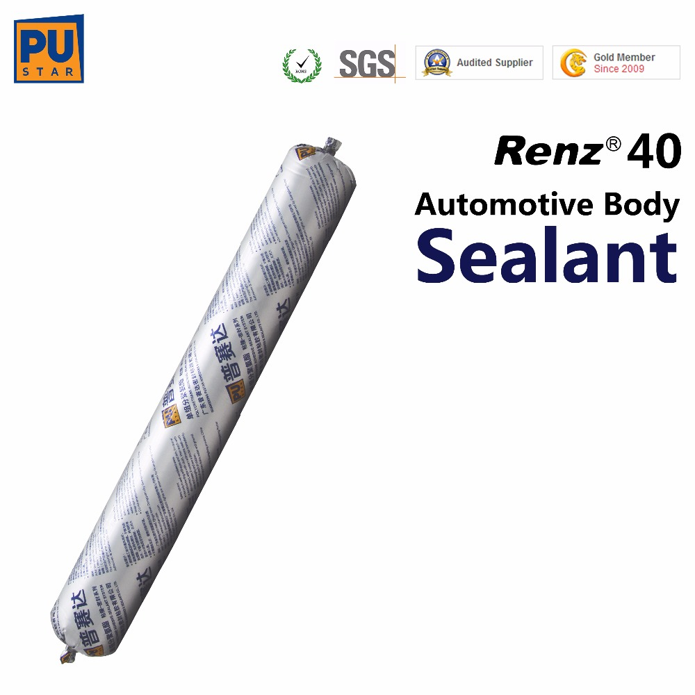 PU sealant for car body Ren 40 easy operate polyurethane sealant