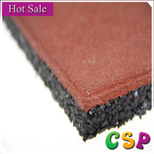 cheap rubber flooring for outdoor sports court 10mm to 50mm thickness