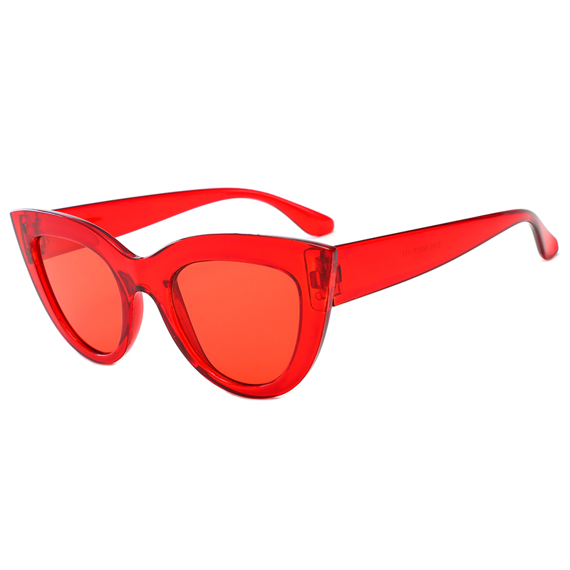 2019 UV400 women sunglasses fashion PC retro sunglasses made in <strong>China</strong>