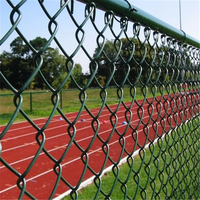 diamond mesh fence wire fencing