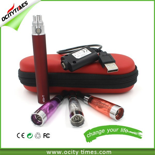 Great variety of electronic cigarettes refillable fluid 650mah ego battery ce4 vaping e-cig single starter kit supply