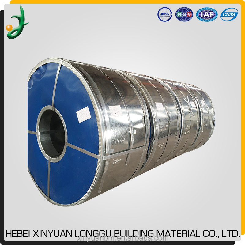 Low Price <strong>Q195</strong> Material Narrow Galvanized Steel Coil/ Steel Strips