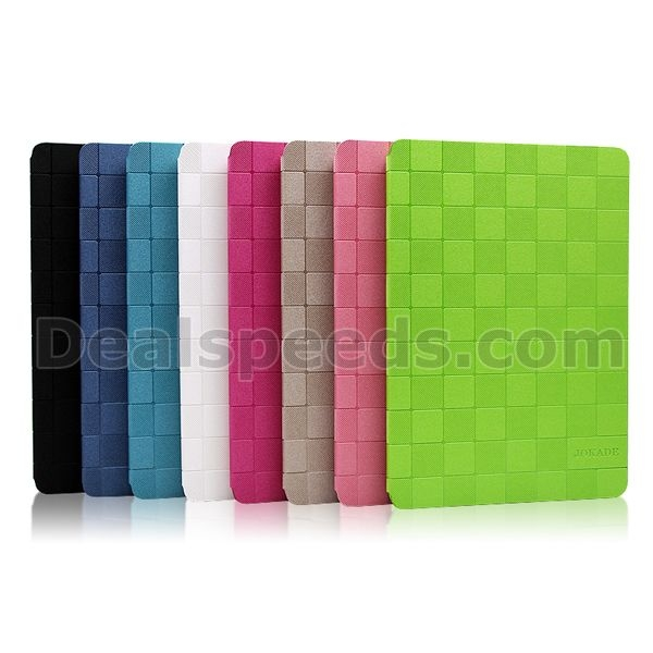 Top Quality Stand Leather Flip Covers for iPad Mini 1/2/3