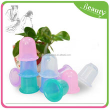 Suction cupping set cups 'yng8 heat resistance plastic cup