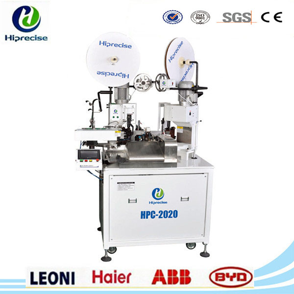 Automatic PVC Jacket Wire Stripping Machine Cable Machinery