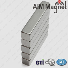 N52 grade Zinc plated neodymium block magnet for sale