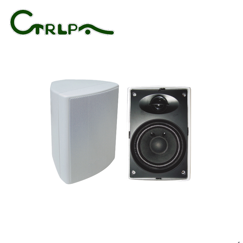 public address wall hanging speaker box 8ohms 100v wall mount speaker CWS-23S