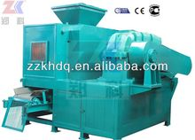 Sponge iron briquette machine