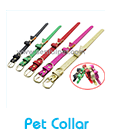 Craft PU Pet dog Collars With Various Sizes