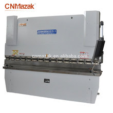 plate sheet 125Tx4000mm EMB Pipe bending machine Delem Controller specification plate bending machine ISO
