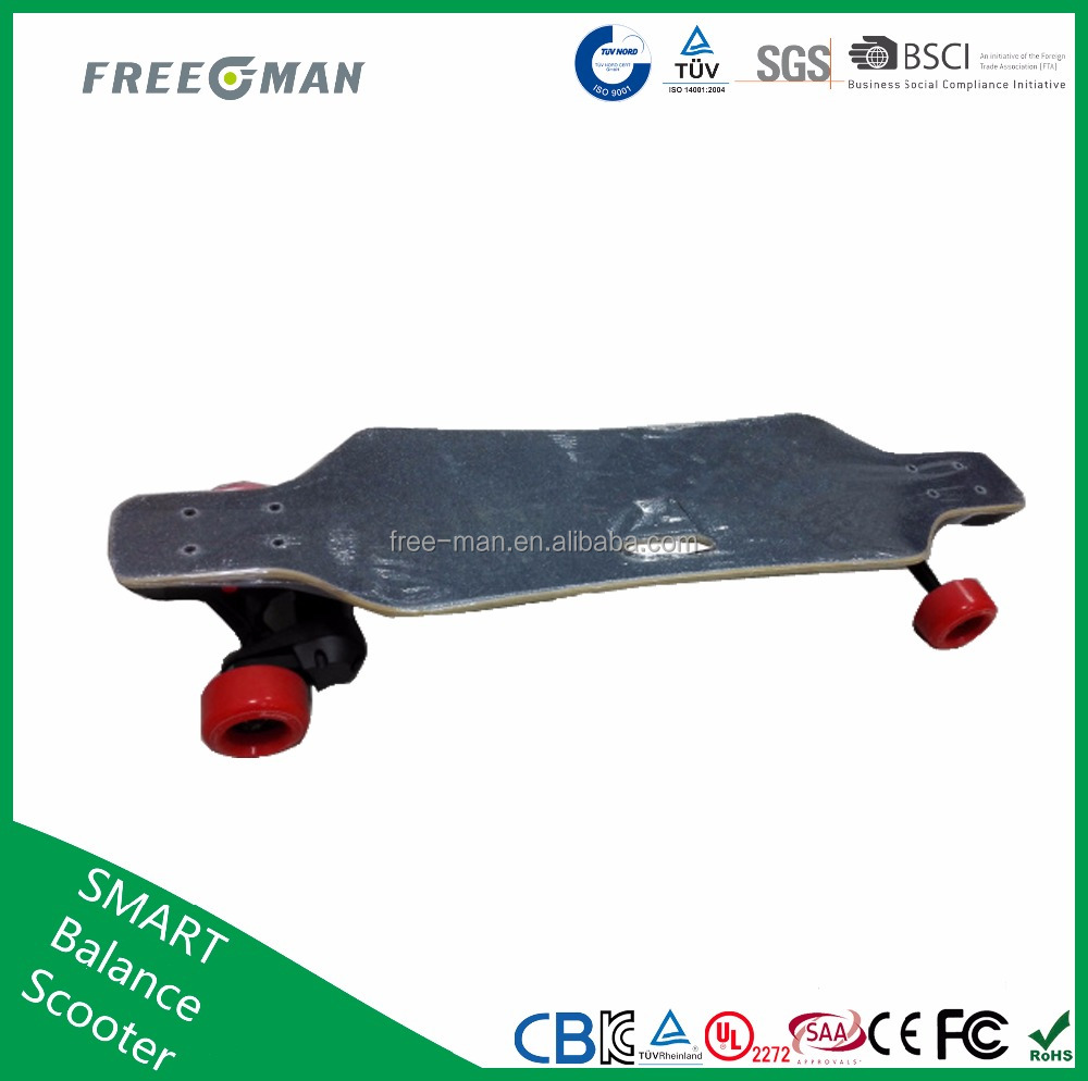 2016 New Freeman cheap Price Deck hoverboard electric skateboard