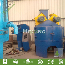 High Qulity Turntable Shot Blasting Machine / Pill Slag Separator