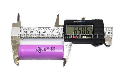 18650 Battery Specifications 3000mah 18650 30Q 3.7v Lithium-ion Rechargeable Battery.jpg