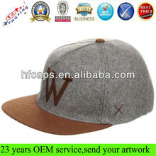promotion hat bulk wool snapback 2012 fashion hip-hop caps