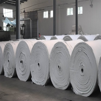 Long fiber non woven needle punched polyester geotextiles