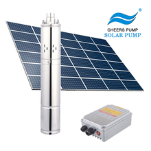 Standard specification of submersible water pump/solar water pump for irrigation