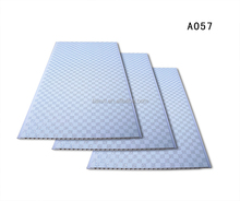 PVC hollow panel ,bathroom ceiling tiles, interior decoration plastic wall