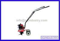 Mini Land Cultivator with gasoline engine