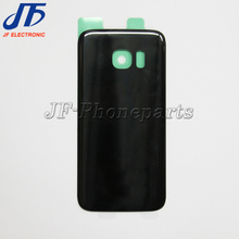 jfphoneparts Back Glass Cover replacement For Samsung GALAXY S7 Rear back Battery Housing Door