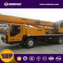 Oriemac 25ton used truck mounted cranes QY25K5A mini crane for sale