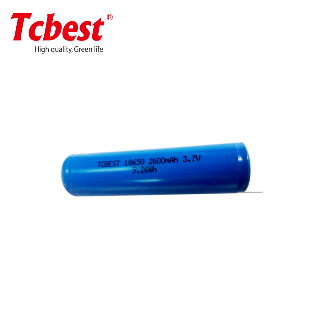 Industrial Primary 2400mAh AA ER14505 Lithium Battery 3.6V Li-SOCL2 Battery