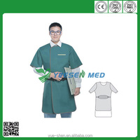 Medical lead x-ray protective clothing
