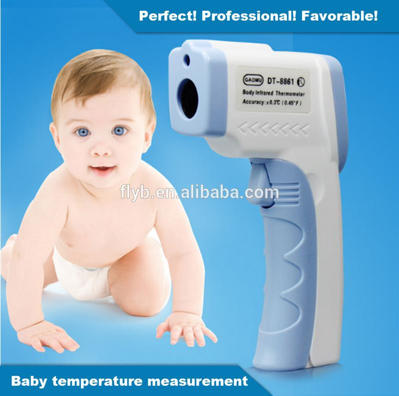 intrinsically safe infrared thermometer temperature instruments digital thermometer high precision