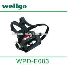 wellgo Durable Aluminum Indoor Exercise Pedal Spinning Bike Pedals