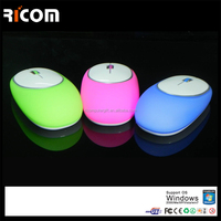 Comfortable silicone touch USB wired squishy mouse--Shenzhen Ricom