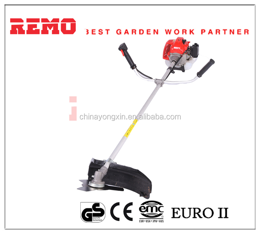 35cc brushcutter petrol grass trimmer 1e34f brush cutter with good quality