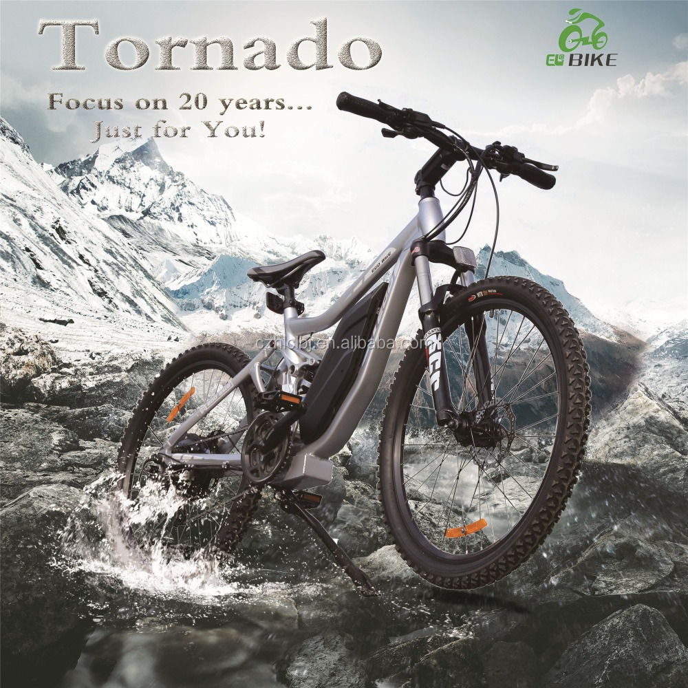 Tornado electric mountain bikes for sale
