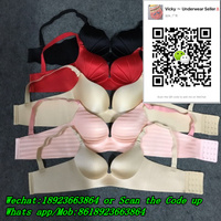 Front Closure One Piece Bra Anti Sagging Wire Free Breast Feeding Nursing Bra for Pregnant Woman