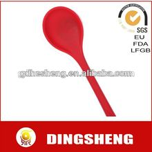 food grade silicone seashell spoon