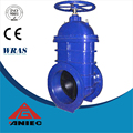 Casting Material and Water Media resilient seated gate valves