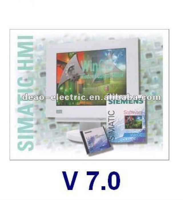 SIEMENS STEP7 programming SOFTWARE*PCS7