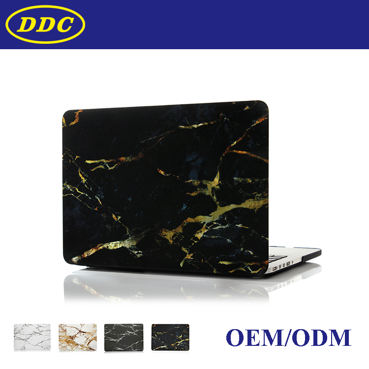 EDM/ODM Custom Water Paste Injection Image Hard PC Case For Macbook Pro Retina